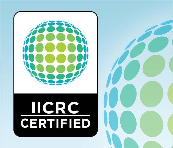 Iicrc Certifications Servpro Of Crofton Odenton Severn
