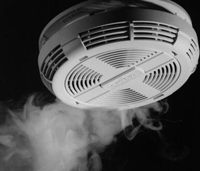 Fire Damage Smoke Alarms: Save Lives