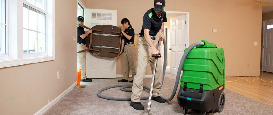 Severn, MD residential restoration cleaning